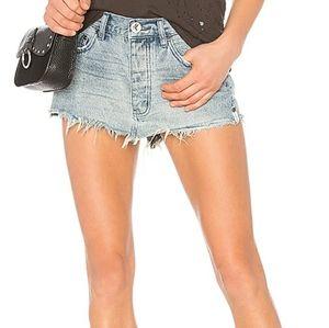 One Teaspoon Mini Skirt